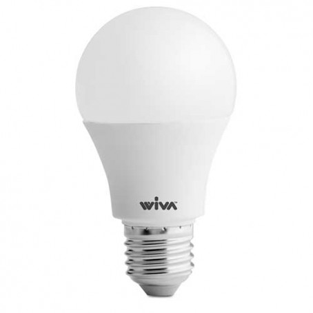 Wiva Lâmpada Led Basic D60 8W 4000K 12100232