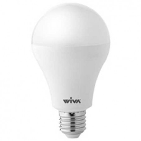 Wiva Lâmpada Led Basic D75 20W 3000K 12100280