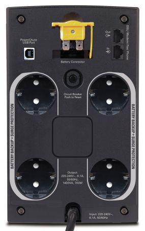 APC UPS Back-UPS 950VA - BX950U-GR